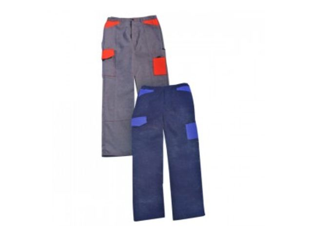 Bi De Color Travail Pantalon Facity JF1TKlc