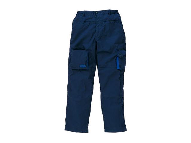 pantalon de travail bleu marine contact signals. Black Bedroom Furniture Sets. Home Design Ideas