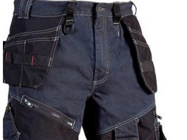 Denim Cube Travail Blaklader Protection De X1500Contact Pantalon cl1JFTK