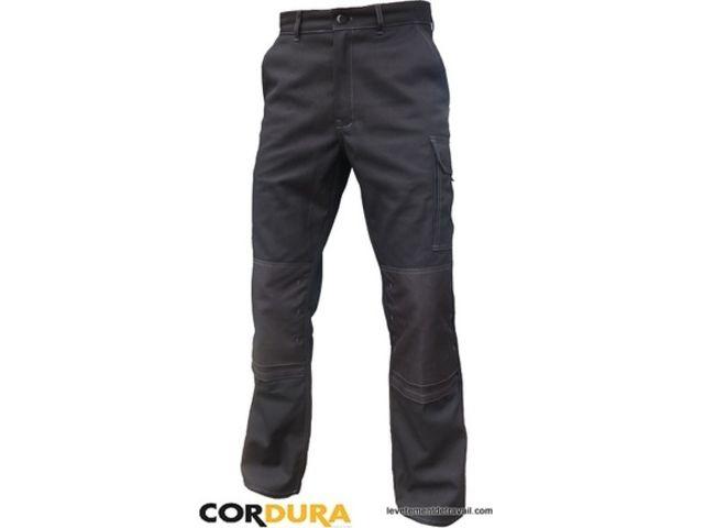 64dfd57f9af Pantalon de travail poches genoux TYPHON