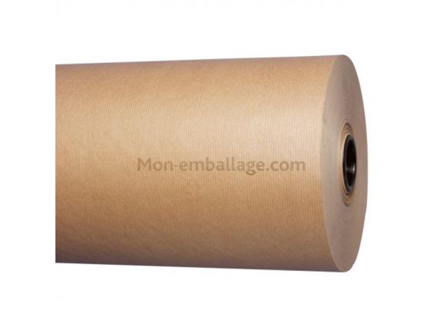papier kraft brun type alios 32 gr en bobinot de 50 cm contact mon emballage. Black Bedroom Furniture Sets. Home Design Ideas