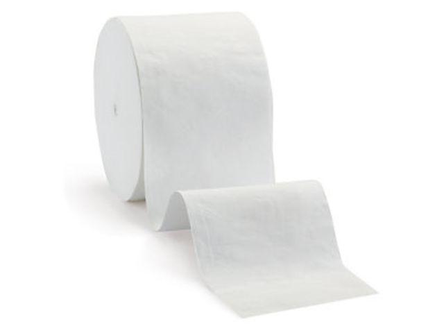 Papier toilette premium pour distributeur 2 rouleaux tork - Distributeur rouleau papier toilette ...