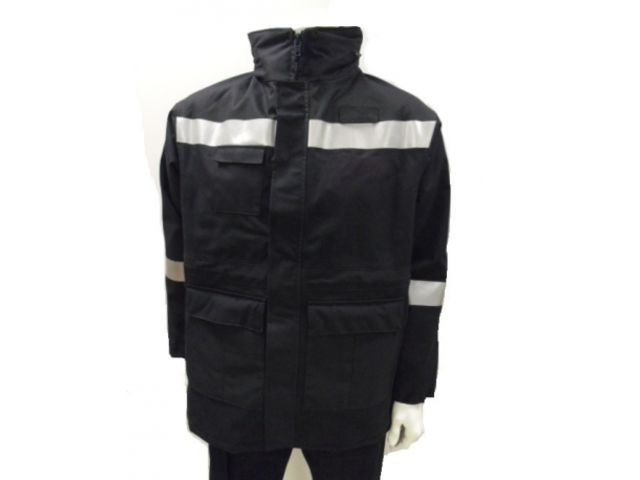 Parka multirisques marine_VETEMENTS PROTECTION SECURITE