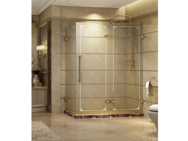 paroi de douche avec porte pivotante range classic. Black Bedroom Furniture Sets. Home Design Ideas