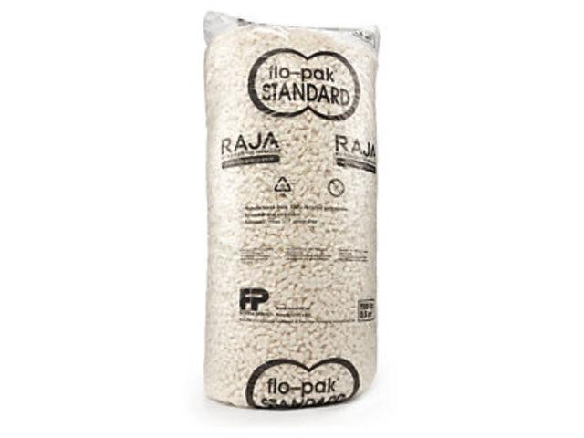 Particules de calage en sac flo pak standard contact raja for Particule de calage