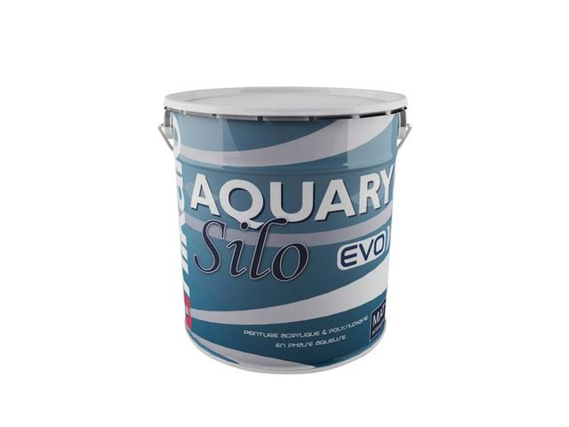 Peinture aquaryl silo evo mat contact unikalo scso for Aquaryl mat
