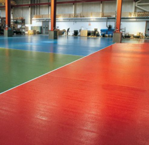 Peinture de sol epoxy trafic intense laque 39 sol epoxy contact watco - Peinture sol epoxy ...