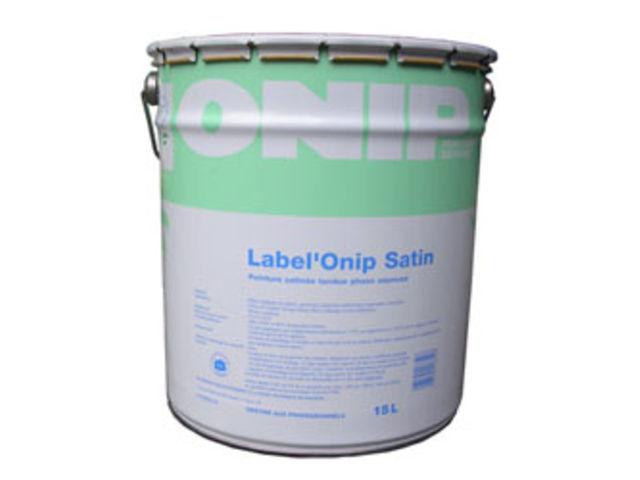 Peinture Plafond Satin peinture murs et plafonds : label'onip satin   contact peintures onip