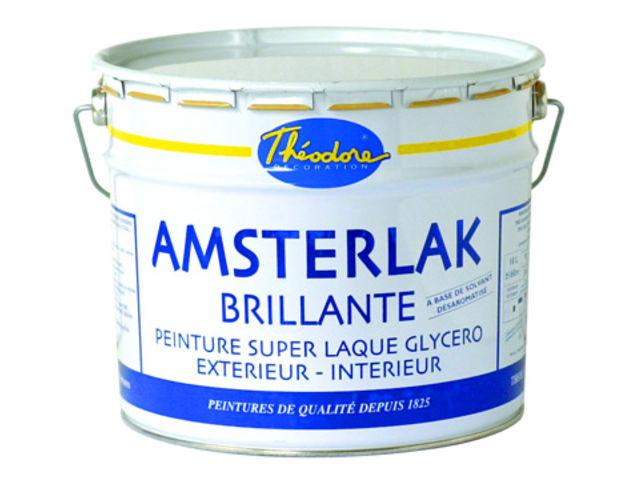 Peinture glycerophtalique for Peinture brillante ou satinee