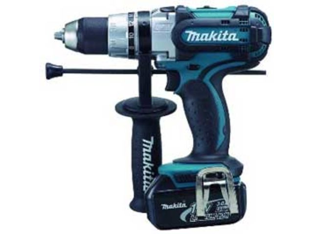 Perceuse percussion visseuse makita 18v lxt bhp454rfe ref 60419 contact libpromo - Visseuse makita 18v ...