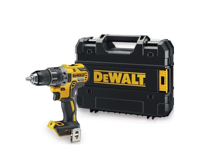 perceuse visseuse dewalt compact 18v sans batterie ni. Black Bedroom Furniture Sets. Home Design Ideas