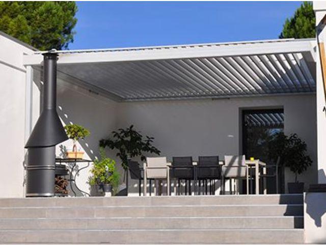 pergola alu wallis outdoor contact profils systemes. Black Bedroom Furniture Sets. Home Design Ideas