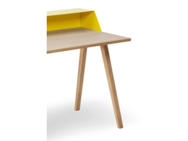 Petit bureau secr taire ps04 contact terre design - Petit secretaire design ...