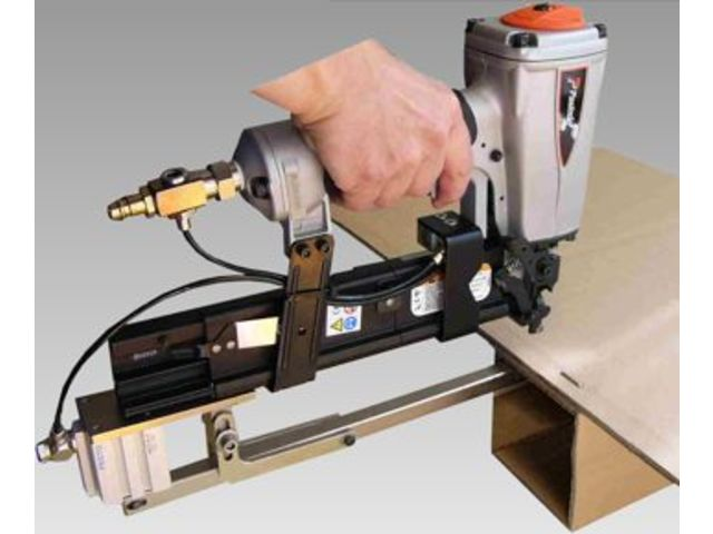 Air comprimé Agrafeuse pince appareil pneumatique lufttacker pour crochet taille 6-16mm tp232