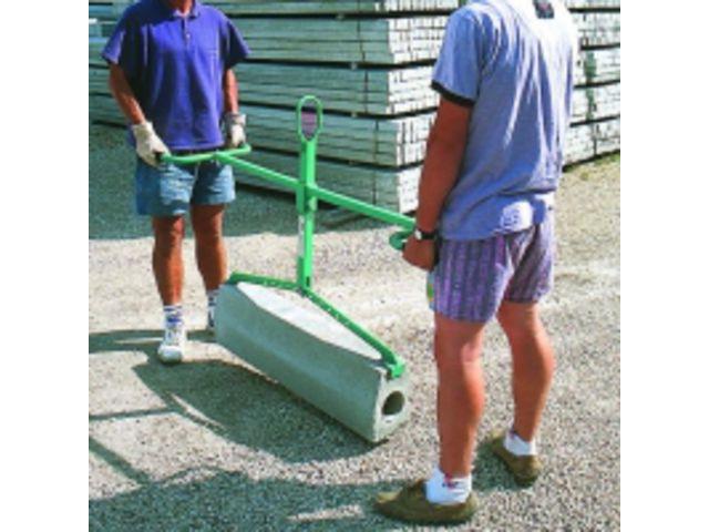 Pince pose bordures ou l ments en b ton imer pzc l - Pose bordure beton ...
