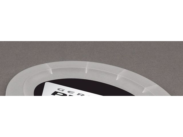 PLA 1019 - Couvercle pour terrine PLA 1020 - GERMAY PLAST'IC