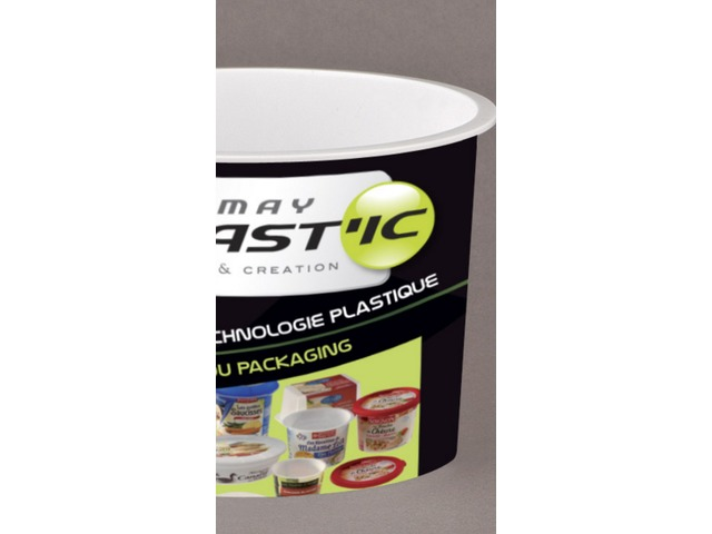 Devis PLA 1052 - Pot 620 ml à fond plat