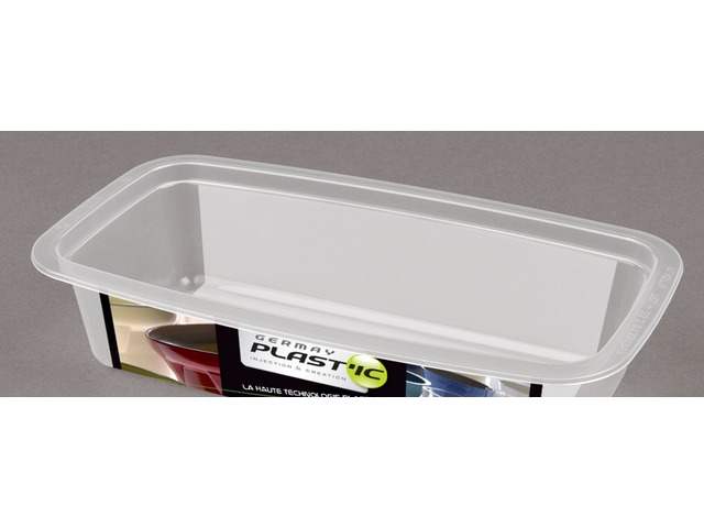 PLA 423 - Barquette 600 ml - GERMAY PLAST'IC