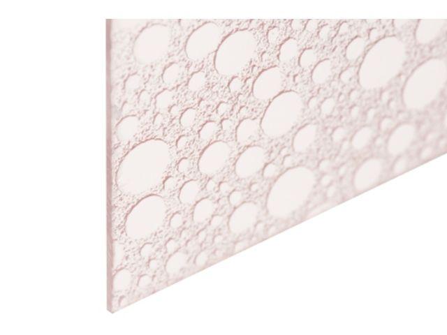 plaque verre synthetique en polycristal p 2 5 mm. Black Bedroom Furniture Sets. Home Design Ideas