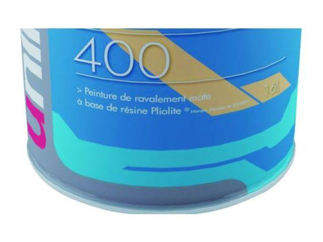 Plascorite 400 peinture mate a base de r sine pliolite en phase solvant contact unikalo scso - Peinture unikalo prix ...