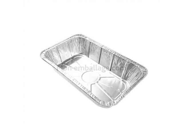 Plat aluminium 1 5 kg a2601 par 700 contact mon emballage - Plat aluminium jetable ...