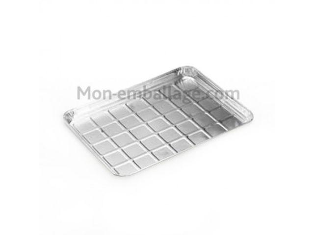 Plat aluminium 2 75 kg par 150 contact mon emballage - Plat aluminium jetable ...