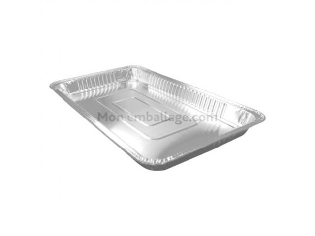 Plat aluminium 3 5 kg a2651 par 200 contact mon - Plat aluminium jetable ...