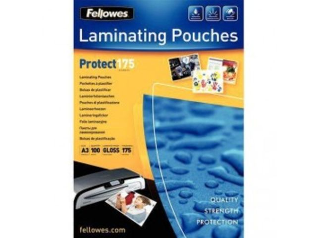 pochette de plastification a3 175 boite de 100 contact. Black Bedroom Furniture Sets. Home Design Ideas