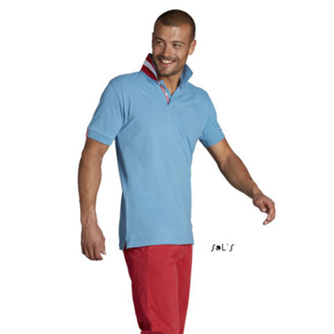 POLO-HOMME-PATRIOT
