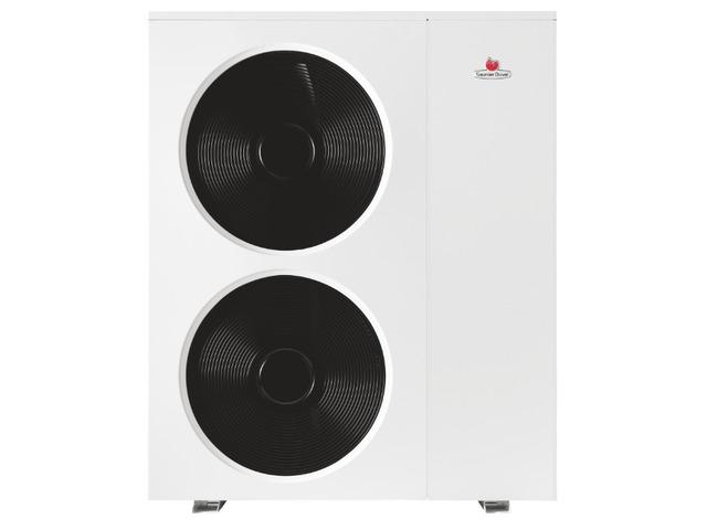 pompe chaleur air eau monobloc de 5 15 kw genia air. Black Bedroom Furniture Sets. Home Design Ideas
