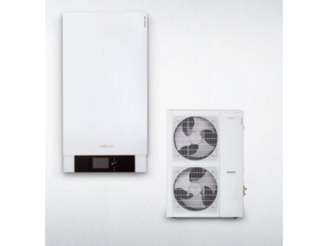 pompe 224 chaleur aireau split vitocal 200s contact