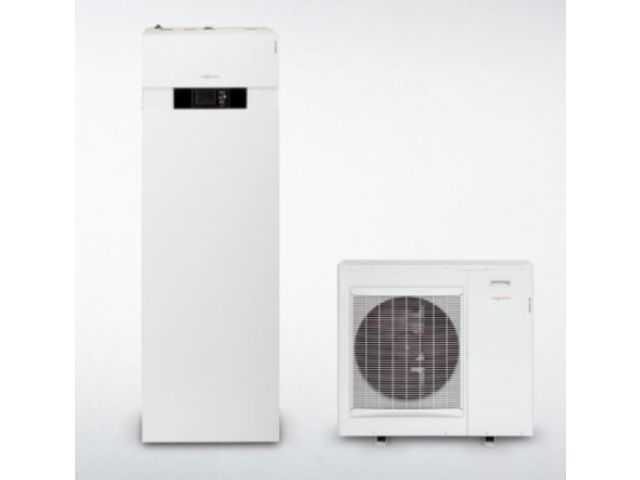 Pompe chaleur air eau split vitocal 222 s contact - Pompe a chaleur air eau avis ...