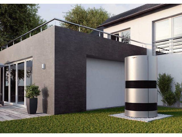 pompe chaleur air eau vitocal 300 a contact viessmann. Black Bedroom Furniture Sets. Home Design Ideas