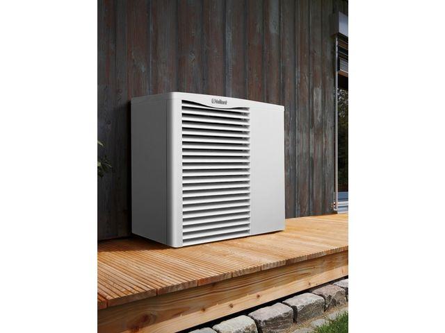 pompe chaleur monobloc air eau arotherm vwl contact vaillant. Black Bedroom Furniture Sets. Home Design Ideas