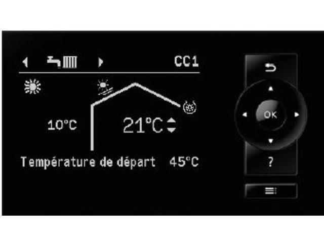 Pompe chaleur split air eau vitocal 100 s contact viessmann - Pompe a chaleur viessmann vitocal 100 ...