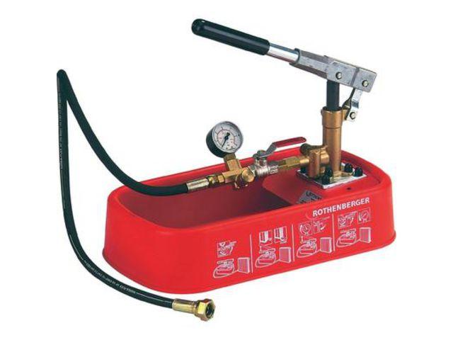 Test d 39 tanch it fournisseurs industriels - Pompe a epreuve ...