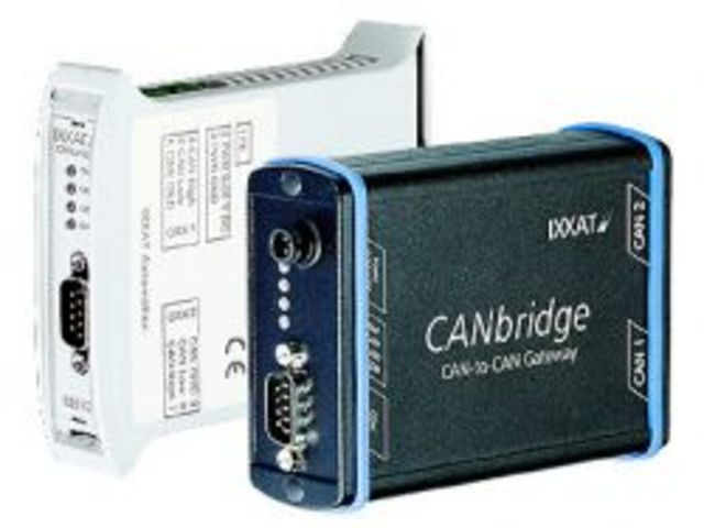 Pont CAN/CAN configurable - CANbridge - ISIT
