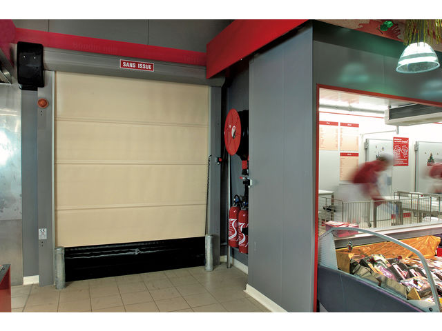 Porte automatique coulissante sta 20 21 contact record portes automatiques - Societe record porte automatique ...