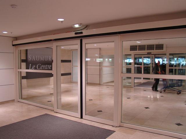 Porte Automatique CoupeFeu Ei Das  Contact Ateliers Boullet