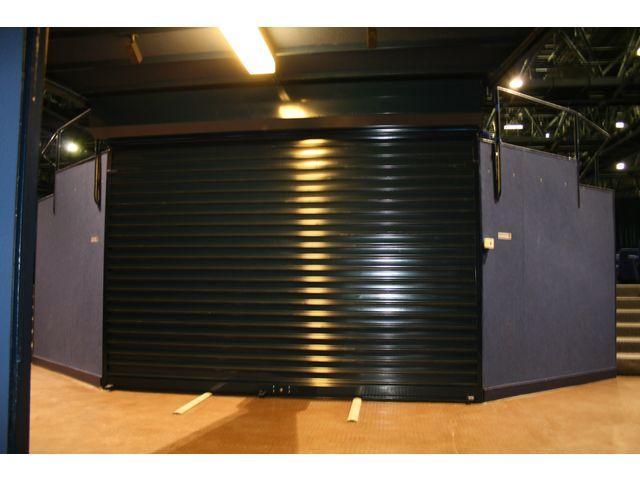 Porte Automatique Et Rideau De Protection Duet Night Day