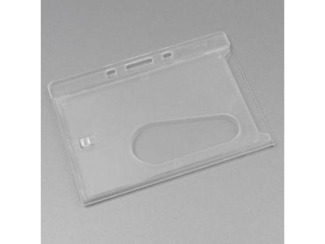 Porte Badges Rigide X Mm Protection Magnétique Contact ETIGO - Porte badge rigide