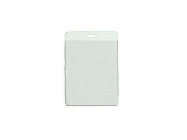 porte badges souple 105x150 mm format a6 contact etigo. Black Bedroom Furniture Sets. Home Design Ideas
