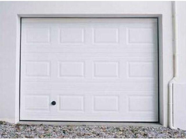 Porte basculante isol e contact asy ts - Porte garage basculante 200x300 ...