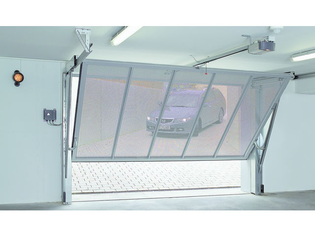 Porte basculante pour garage collectif et 500 contact for Verin pour porte de garage basculante