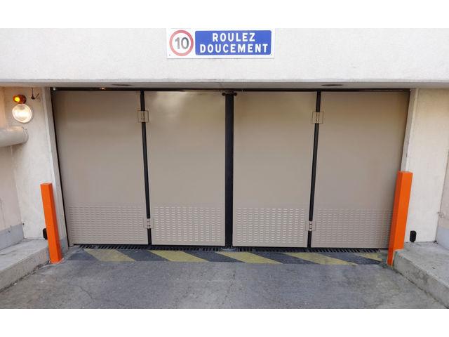 Porte Coulissante Automatique T Lescopique Of Societe Record Porte