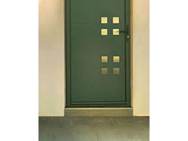 PORTE DENTREE ALU PAZCO Contact PROFILS SYSTEMES - Porte d entrée en alu