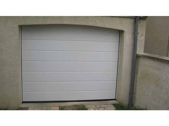 Porte de garage sectionnelle contact asdp - Fournisseur porte de garage sectionnelle ...