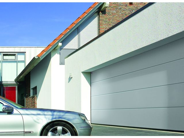 Porte De Garage Sectionnelle LPU Contact HORMANN - Hormann porte sectionnelle