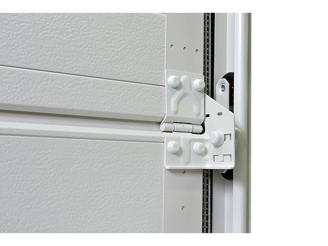 Porte de garage sectionnelle lpu 67 thermo contact hormann - Fournisseur porte de garage sectionnelle ...