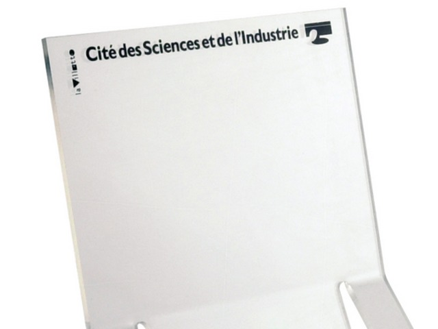 Porte-documents en PMMA - PLASTILEX